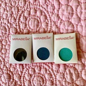 Trio eye shadow by Mirabella